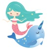 Pretty Mermaid & Narwhal Party