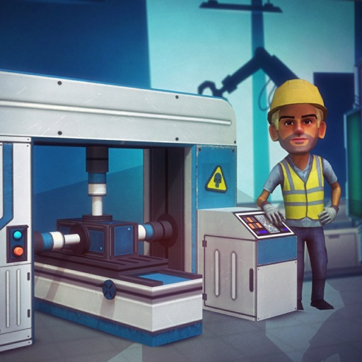 Factory Tycoon : Idle Clicker