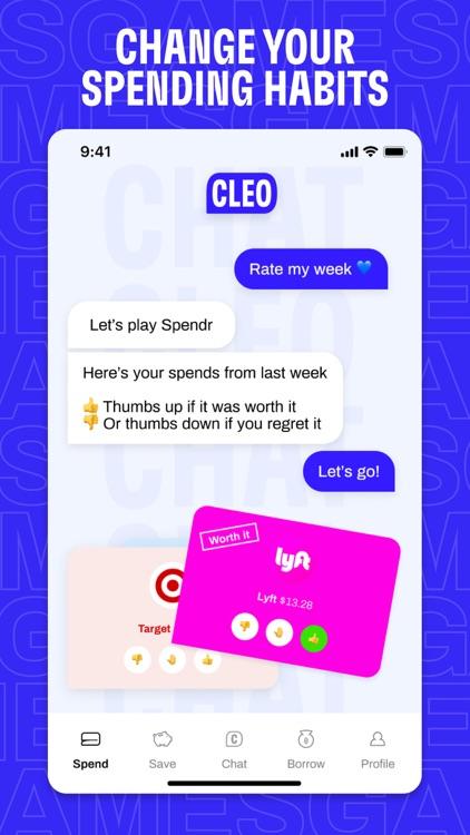 Cleo screenshot-8