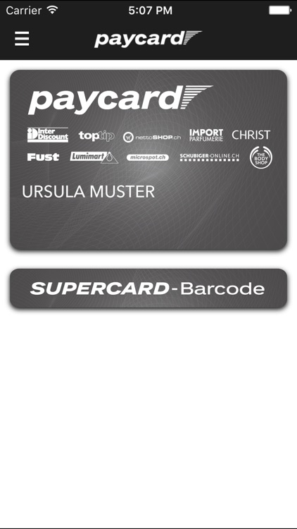 paycard - Mobile Payment screenshot-0