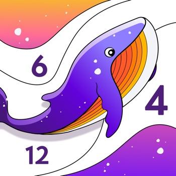 Kleuren & schilderen op nummer