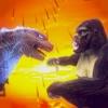 Monster Fights Kong-Kaiju Rush