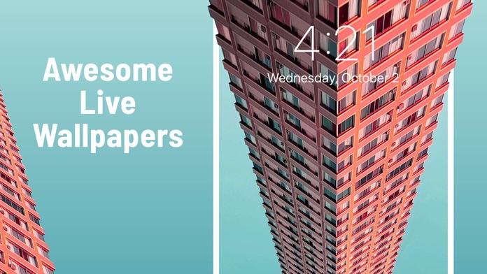 Fancy Wallpapers & Lock Screen Screenshot