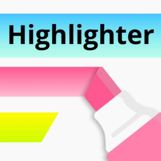 Highlighter - Focus on detail