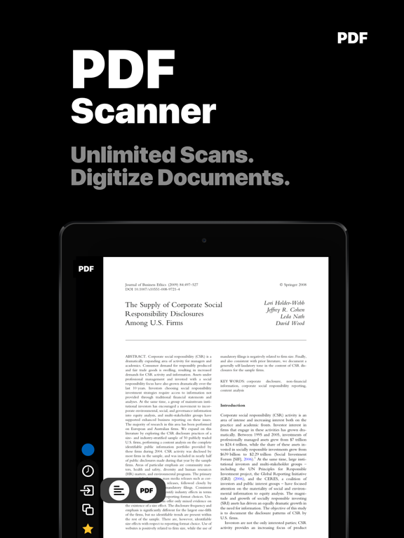 PDF Pro+ with AI Screenshots