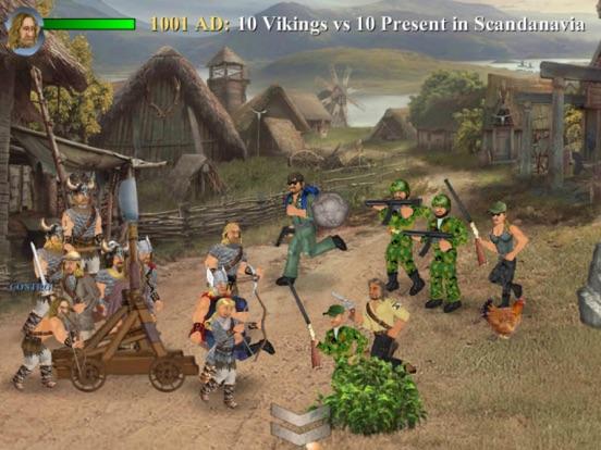 Back Wars HD screenshot 1