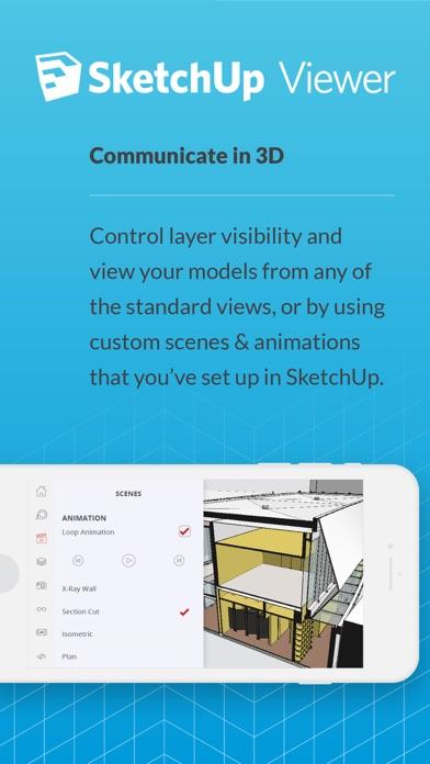 SketchUp Viewer Скриншоты5