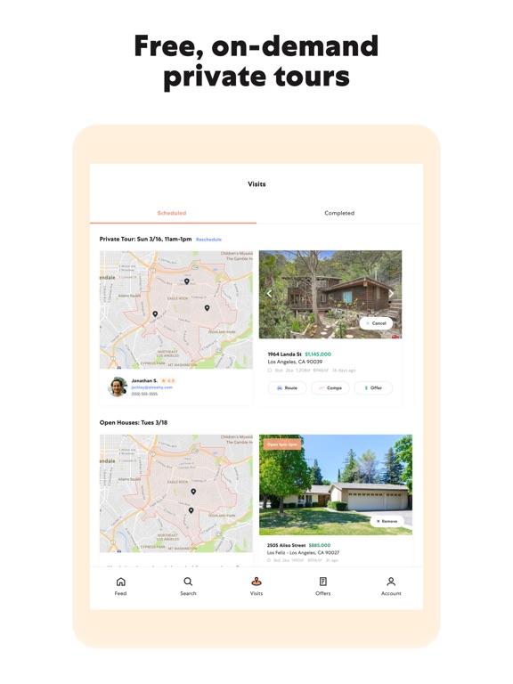 Open Listings Real Estate-ipad-3