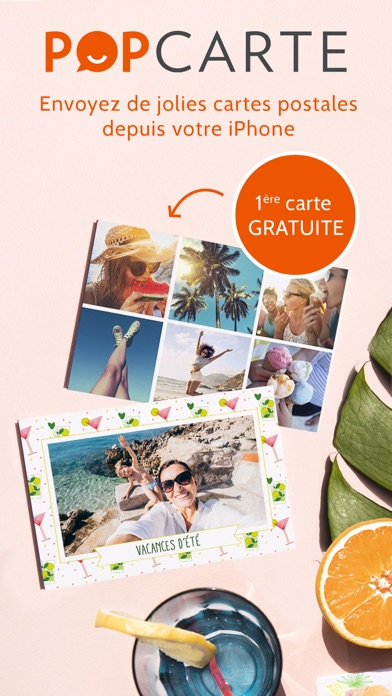 Concours de Noël 14 : Popcarte, la carte postale iPhone – 100€ de crédits à gagner !-capture-1