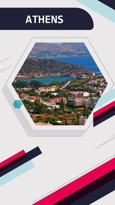 Athens City Guide screenshot one