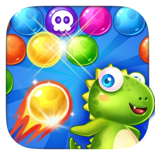 Bubble Shooter Adventure Pop