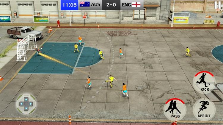 Street Soccer Cup 2021 screenshot-4