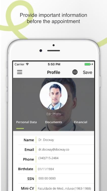 Docway For Doctors screenshot-3