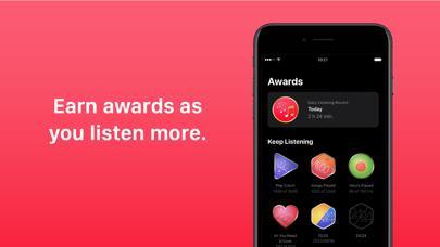 PlayTally: Apple Music Stats Screenshots