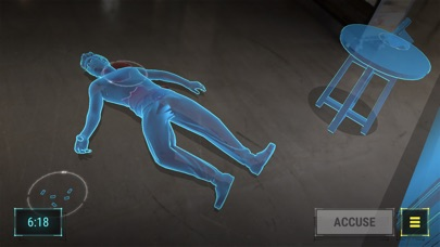 Forensic Detective screenshot 1