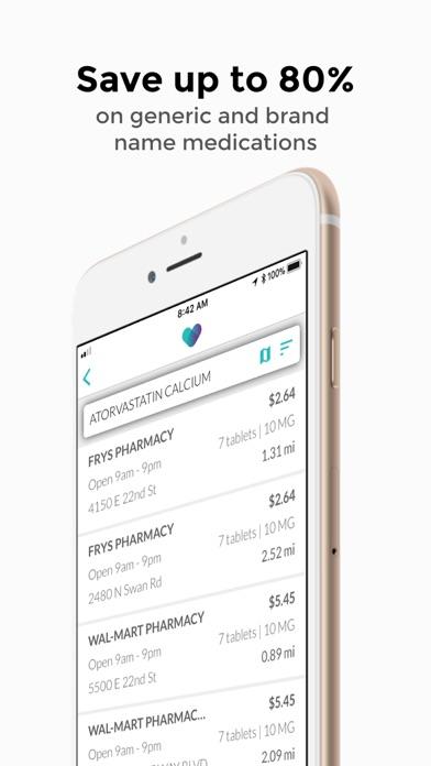 scriptsave wellrx rx discounts app data review medical apps
