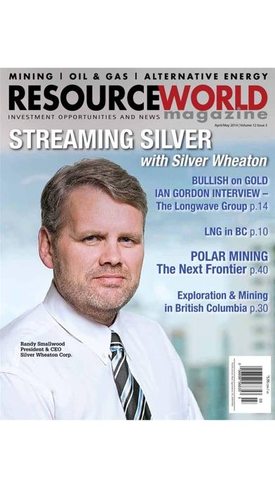 Resource World Magazineのおすすめ画像3