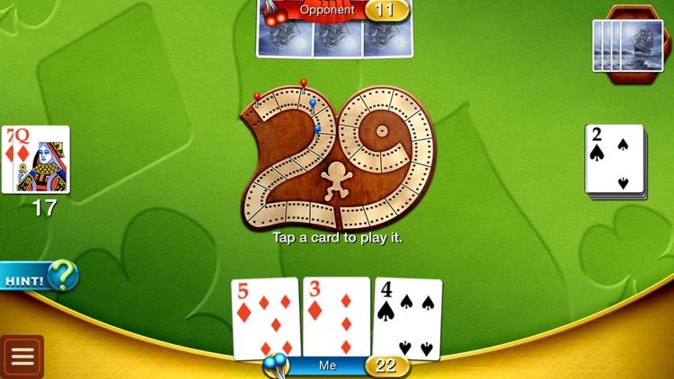 Cribbage Premium screenshot-2