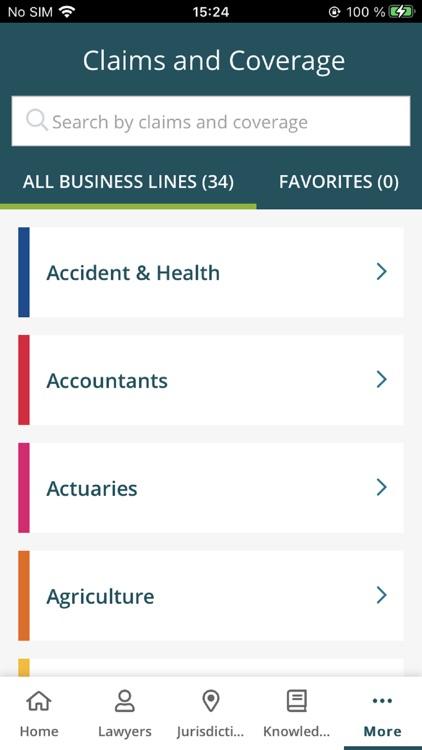 CMS Insurance App screenshot-7