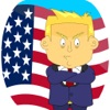 Lil Donald Trump Stickers