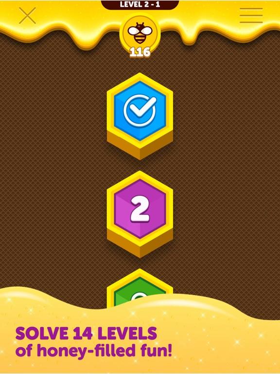 Hexa Buzzle screenshot 13