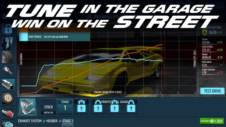 Racing Rivals screenshot-3