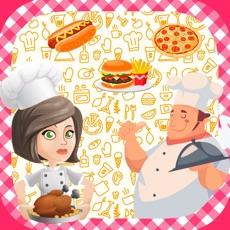 Activities of Top Chef sticker book 2D