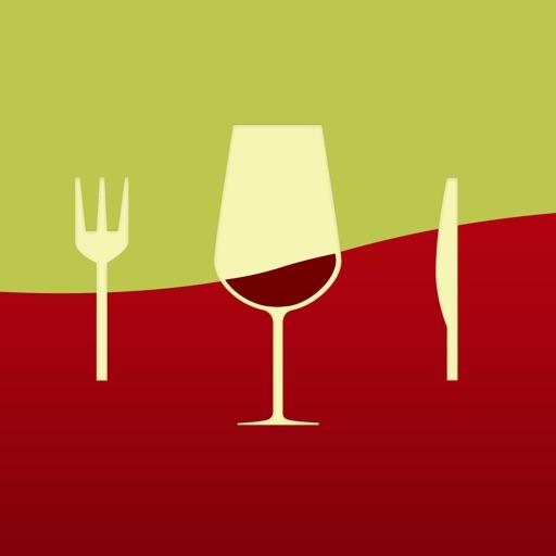 Pocket Wine Pairing: Love Food