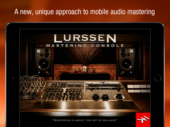 Screenshot #4 pour Lurssen Mastering Console