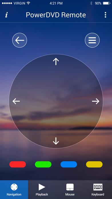 PowerDVD Remote Appのおすすめ画像2