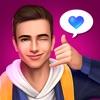 イケメン彼氏:AIボーイフレンドとの恋チャット - iPadアプリ