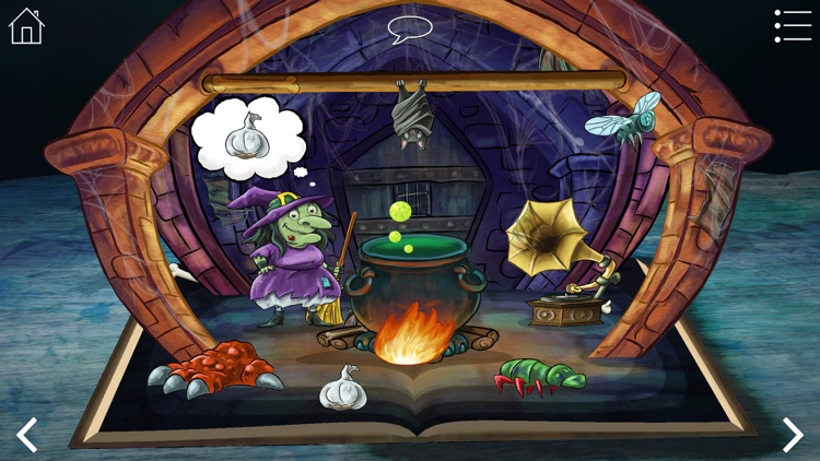 StoryToys Haunted House screenshot-2
