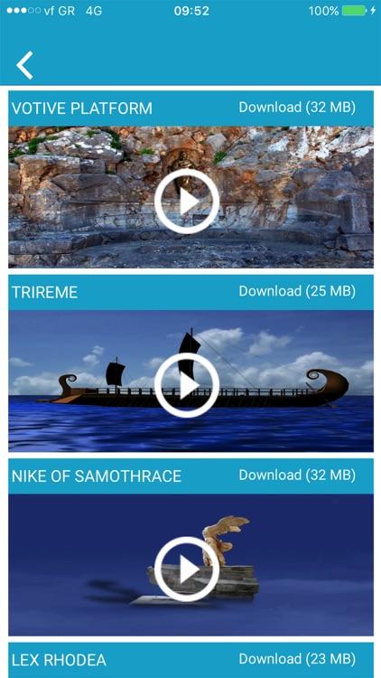 MustGo Lindos Video Tour Guide screenshot-4