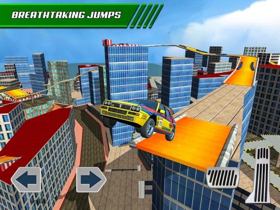 Roof Jumping: Stunt Driver Sim для iPad
