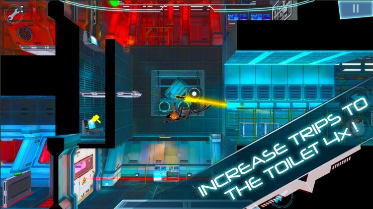 Explodey: Sci-Fi Side Scroller screenshot-9