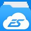 ES File Explorer-Zip Unzip iphone and android app