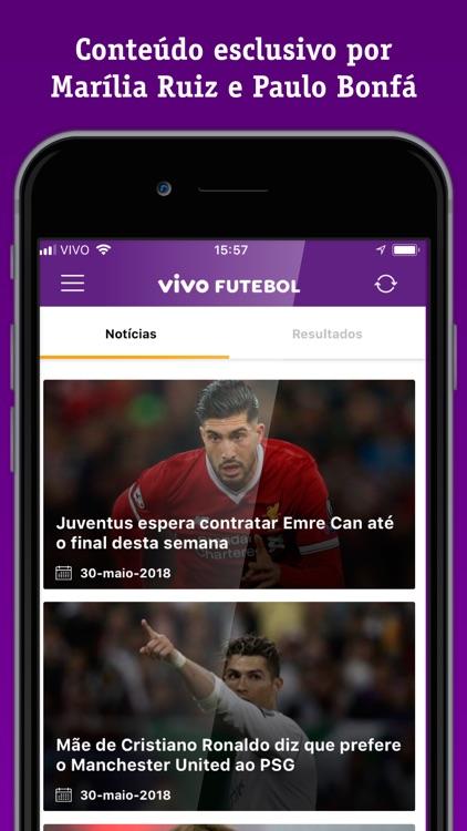 Vivo Futebol screenshot-3