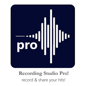 Recording Studio Pro! app