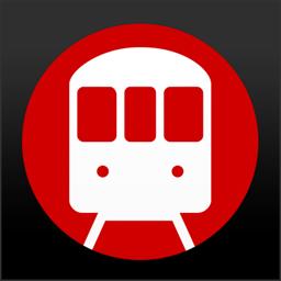 Ícone do app New York Subway MTA Map