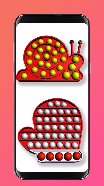 Pop it Fidget Toy 2! DIY ASMR screenshot-5