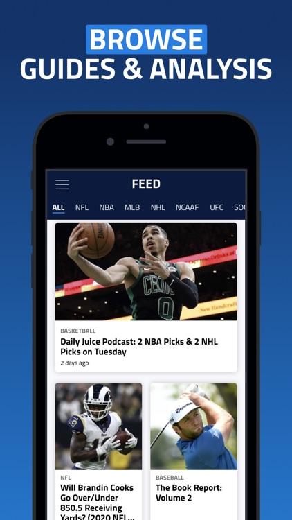 BettingPros: Sports Betting screenshot-8