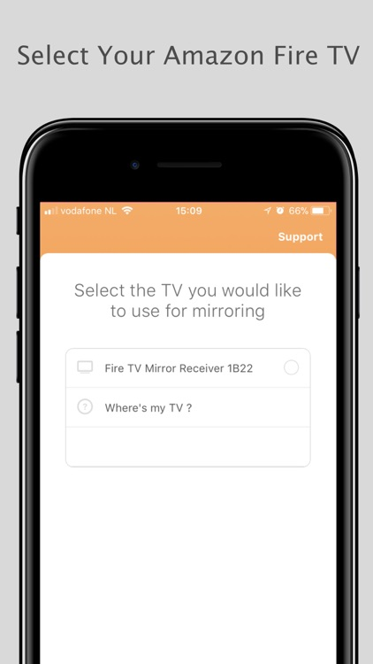 Mirror for Amazon Fire TV