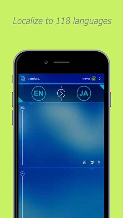 Image of translation. - honyaku for iPhone