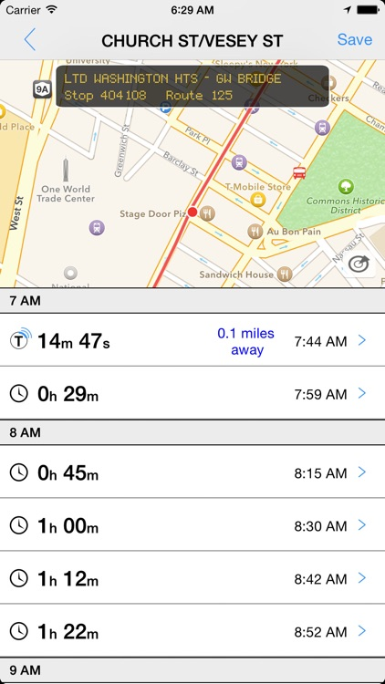 Transit Tracker - New York screenshot-0
