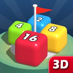 Merge Blocks 3D
