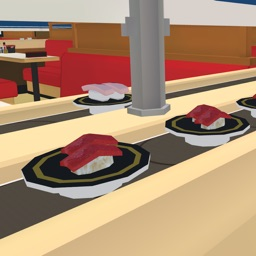 Conveyor Belt Sushi Experience