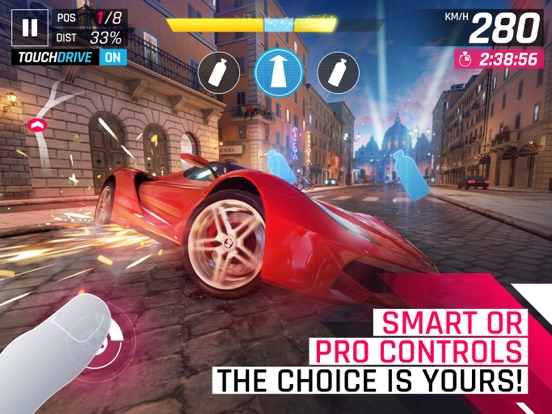 Asphalt 9: Legends screenshot 10