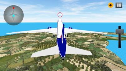 Airport Flight Simulator 3D screenshot two