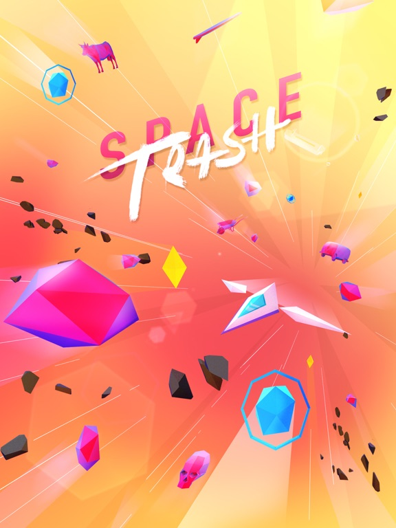 Space Trash AR. screenshot 8