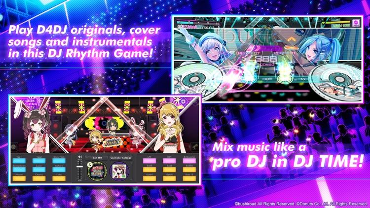 D4DJ Groovy Mix screenshot-0